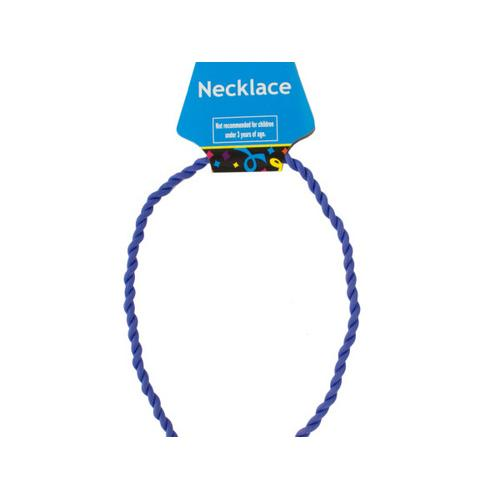 Purple Twist Sport Necklace ( Case of 24 )