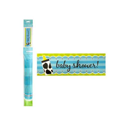 Giant Baby Shower Party Banner ( Case of 108 )
