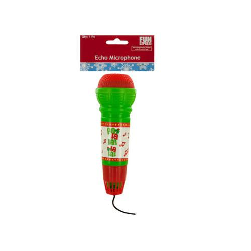 Holiday Echo Microphone ( Case of 48 )