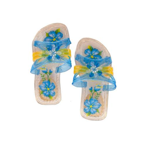 Children's Princess Crystal Slippers ( Case of 18 )