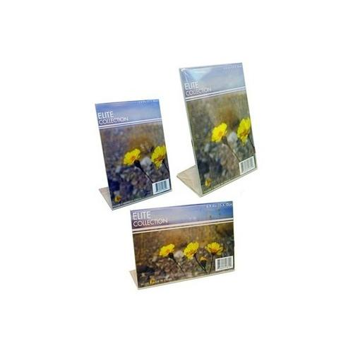 Stand-Up Clear Photo Frame ( Case of 24 )