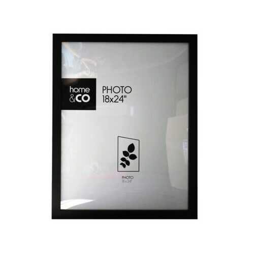 """18"""" x 24"""" Black Poster Frame with Easel ( Case of 6 )"""