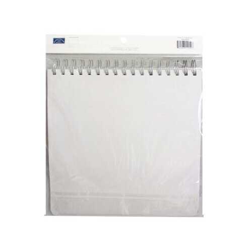 "9"" x 9"" chipboard book ( Case of 27 )"