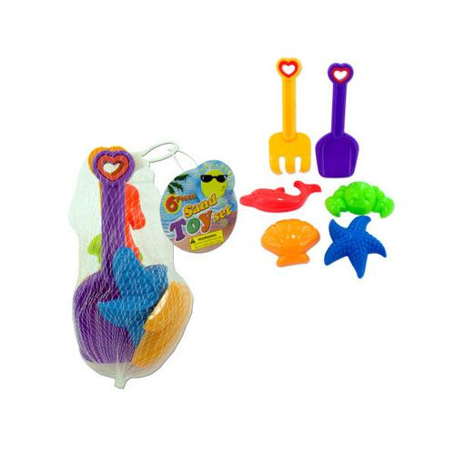 Colorful Sand Toy Set ( Case of 72 )