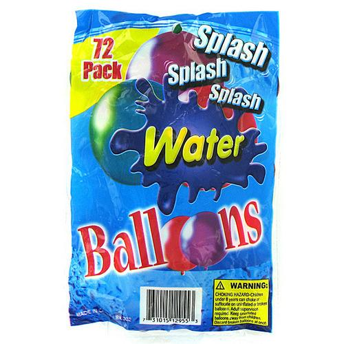 Water Balloons ( Case of 72 )