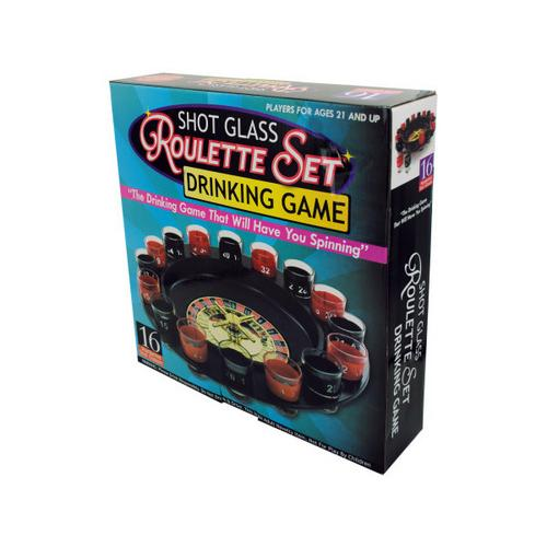 Roulette Drinking Game ( Case of 1 )