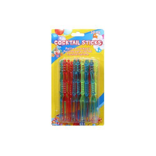 Cocktail Forks ( Case of 24 )