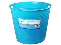 Plastic Basket 96 x 83 In Assorted Colors ( Case of 48 )