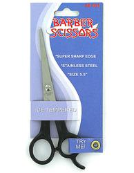 Stainless Steel Barber Scissors ( Case of 72 )
