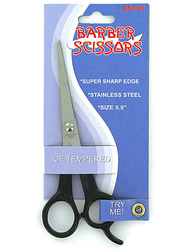 Stainless Steel Barber Scissors ( Case of 96 )