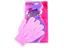 Bath Massage Glove ( Case of 48 )