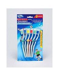 Children's Soccer Toothbrushes ( Case of 72 )