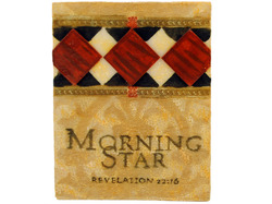 Category: Dropship Religious, SKU #BG031-72, Title: 4pk morning star 870002 ( Case of 72 )