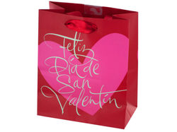 Feliz Dia de San Valentin Gift Bag ( Case of 72 )