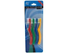 Kids Toothbrush Set ( Case of 72 )