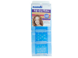 Self-Grip Medium Hair Rollers ( Case of 24 )