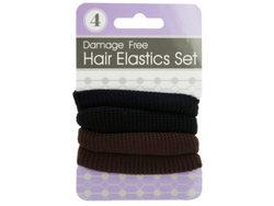 Damage Free Wide Hair Bands Set ( Case of 24 )