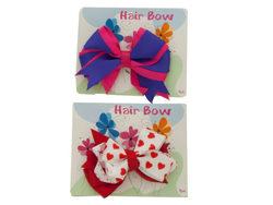 Children's Hair Bow ( Case of 108 )