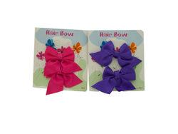 Children's Hair Bow ( Case of 72 )
