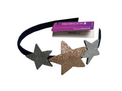 Star Headband in Assorted Colors ( Case of 30 )