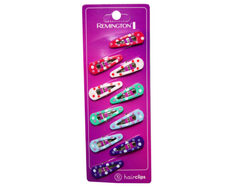 10 Count Hairclips in Assorted Colors ( Case of 36 )