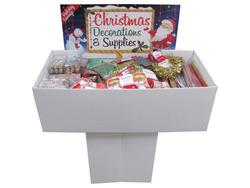 Category: Dropship Seasonal, SKU #DB182-200, Title: christmas assorted dump display ( Case of 200 )