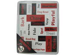 Dog magnetic words ( Case of 48 )