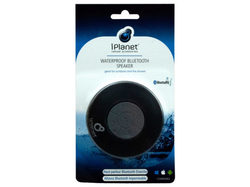 Black Water Resistant Bluetooth Speaker ( Case of 2 )