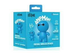 Ampman Blue Bluetooth Speaker ( Case of 4 )