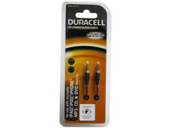 Duracell 10 ft Black Stereo Audio Cable ( Case of 72 )