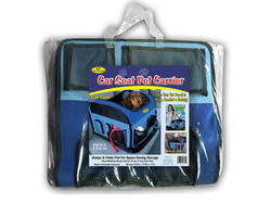 Category: Dropship Pet Supplies, SKU #FD073-12, Title: car seat carrier ( Case of 12 )