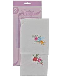 Ladies Handkerchief Set ( Case of 48 )