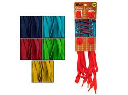 Colorful Shoelaces Set ( Case of 40 )