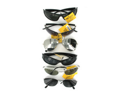 Protective Fashion Sunglasses ( Case of 24 )