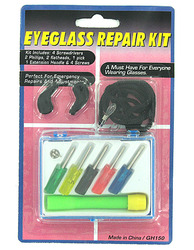 Eyeglass Repair Kit with Case ( Case of 48 )