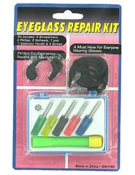 Eyeglass Repair Kit with Case ( Case of 96 )