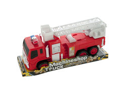 Friction Powered Fire Rescue Truck ( Case of 2 )