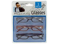 Men's Reading Glasses ( Case of 16 )