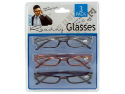 Men's Reading Glasses ( Case of 4 )
