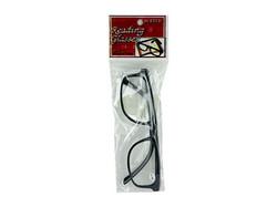 Acrylic Reading Glasses ( Case of 72 )
