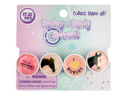 Darling & Dainty Epoxy Link Bracelet ( Case of 48 )