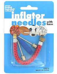 Sports Inflator Needle Kit ( Case of 48 )