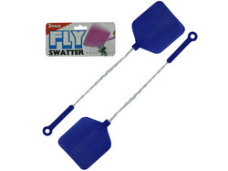 Fly Swatters with Wire Handles ( Case of 72 )