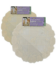 Lace Table Doilies ( Case of 48 )