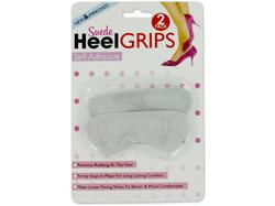 Suede Heel Grips ( Case of 72 )