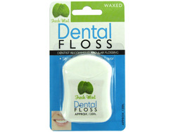 Fresh Mint Dental Floss ( Case of 24 )