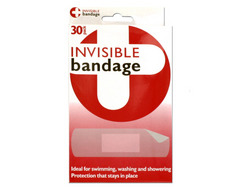 Invisible Bandages ( Case of 72 )