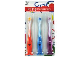 Fun Kids Toothbrush Set ( Case of 36 )