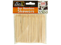 Bar Bamboo Skewers ( Case of 40 )
