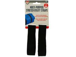 Multi-Purpose Stretch Utility Straps Set ( Case of 72 )